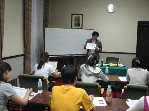 中国人に対する接客教育