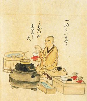 世界最古の喫茶サービスは平安時代の日本で始まった